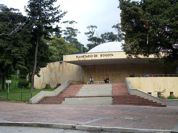 Planetario, Bogotá