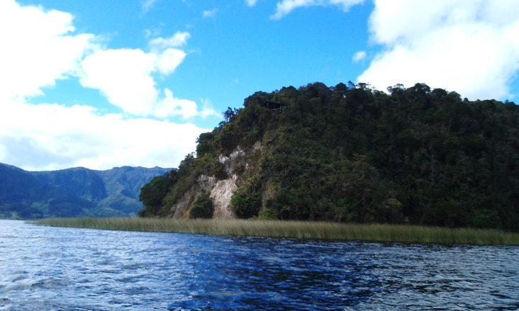 Isla La Corota, Colombia